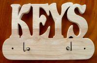 Woodwork Wooden Key Rack Designs PDF Plans