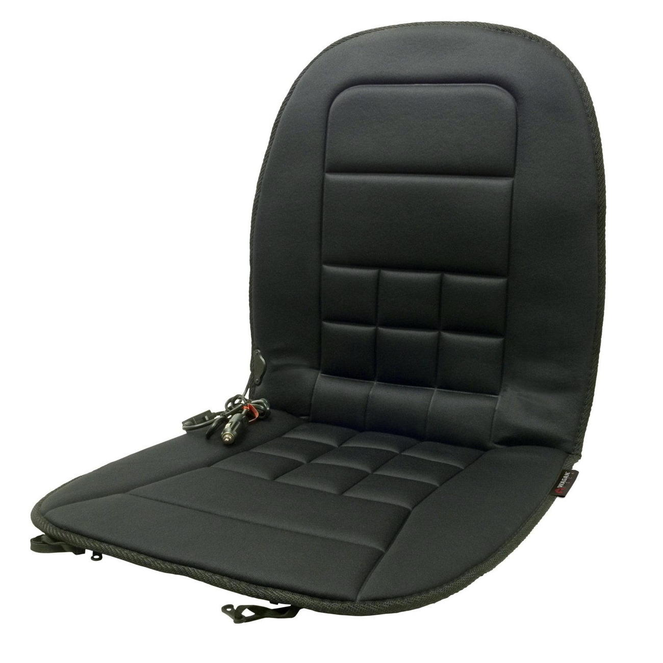 kitchen chair cushions canadian tire posture alignment heated seat cushion wagan in9738 5 12 volt black