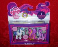 My Little Pony Pony Wedding Set Apple Family Set ...