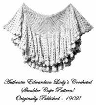 Dakota Prairie Treasures Shawl Pattern (1900s): 9 listings