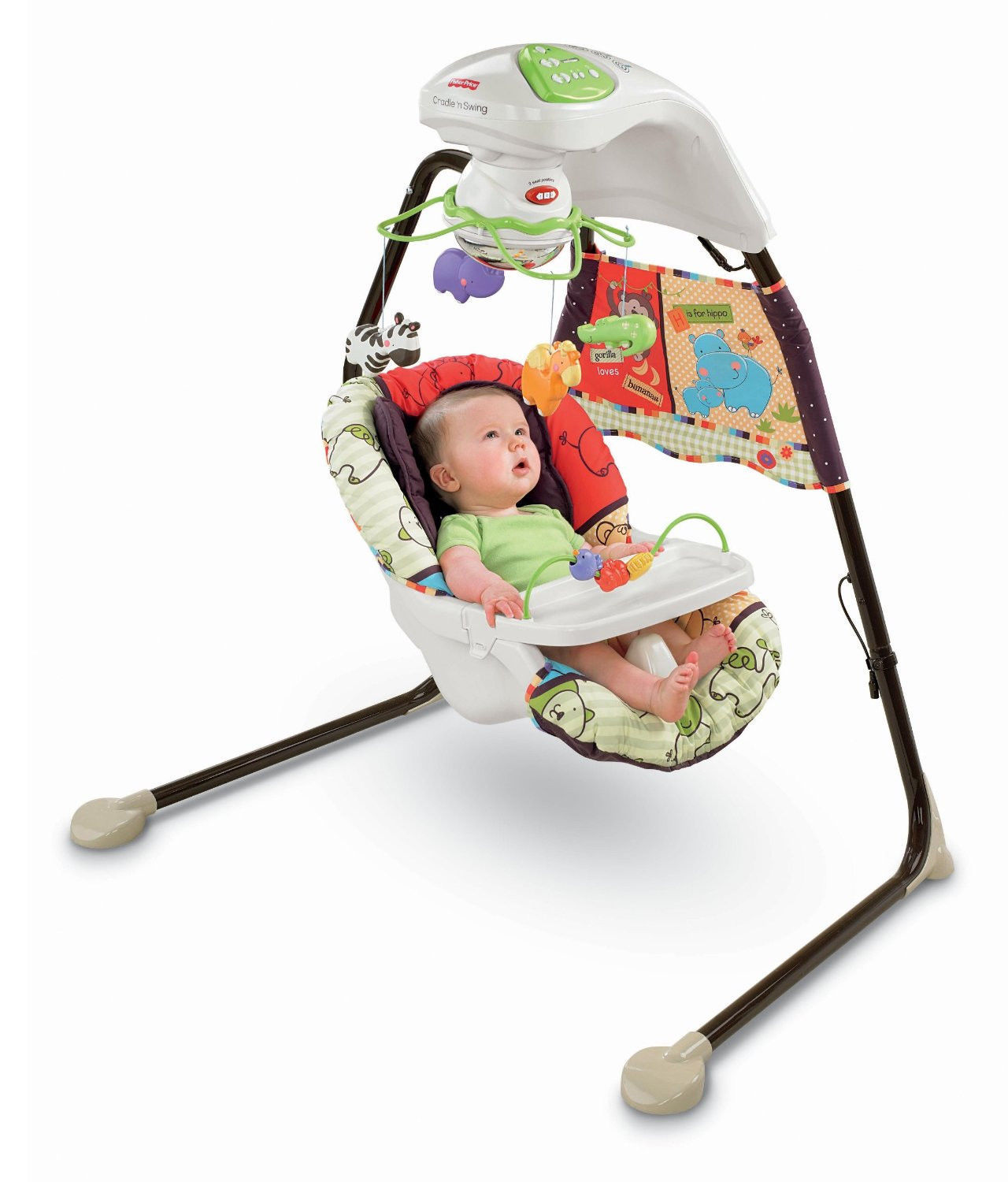 baby swing chair nz counter high table and chairs set fisher price cradle 1 customer review 31
