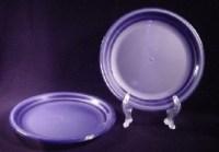 "8 ea Ziploc TableTops Plastic 10"" Dinner Plates w/lids New ..."
