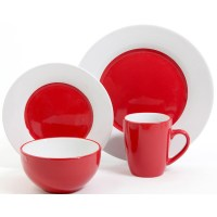 Gibson_style_deluxe_16_piece_dinnerware_set___red