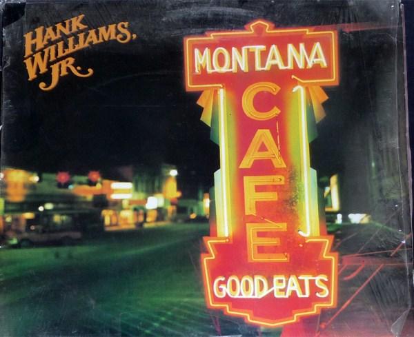Hank Williams Jr quotMontanaquot LP Records