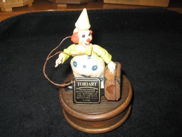 York Anri Music Box Toriart And 50 Similar Items