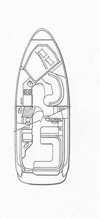 PEARLYNN 2000 BAYLINER Ciera Sunbridge Cruiser MLS #256543