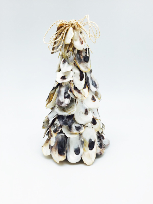 Oyster Shell Tree Small  Ish Boutique  Ish Boutique Webstore Ish Boutique  Shop In Store Or