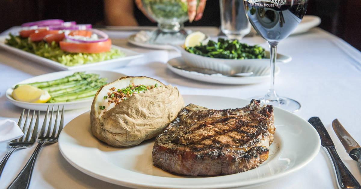 Best Steak Restaurants Toronto