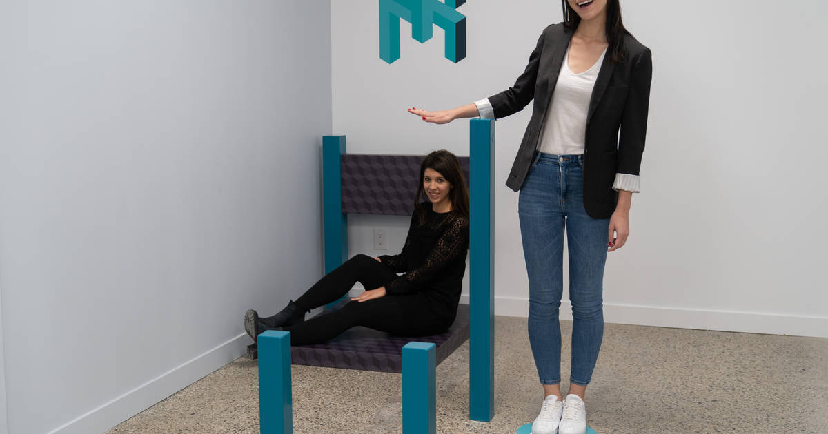 The Museum of Illusions is unlike anything Toronto has