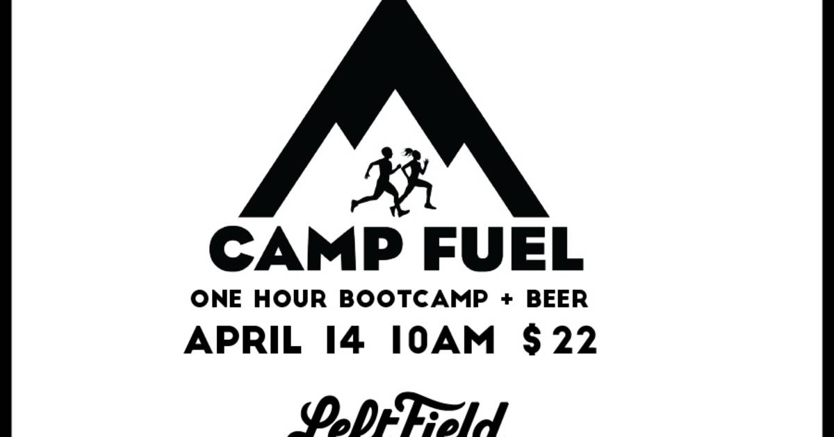 BootCAMP and Beer V12 at Left Field Brewery