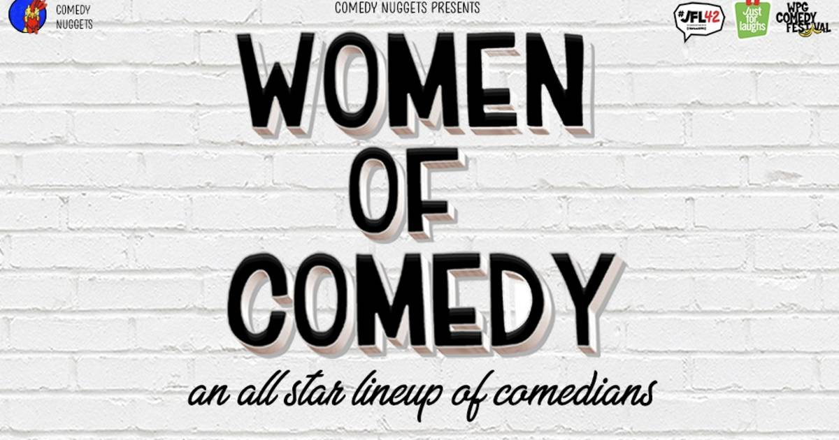 Women of Comedy: Black History Month Edition