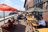 Toronto Patio Guide: Amsterdam BrewHouse