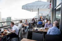 Toronto Patio Guide: The One Eighty