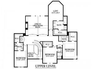 3,115 sqft Main Level