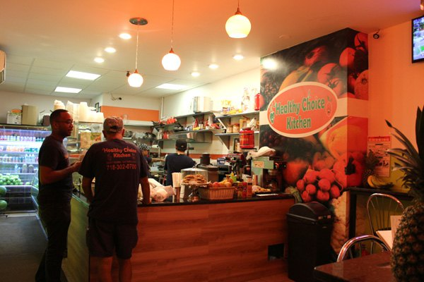 Healthy Choice Kitchen Keeps Bushwick All Natural