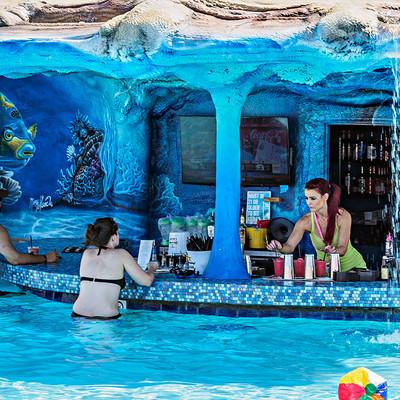 Pool  Margaritaville Resort  Family Entertainment Center