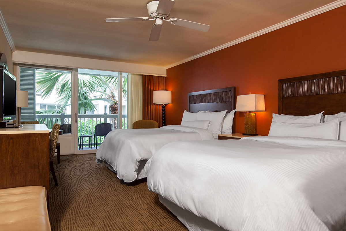 Two Bedroom Suites in Key West at Margaritaville Resort