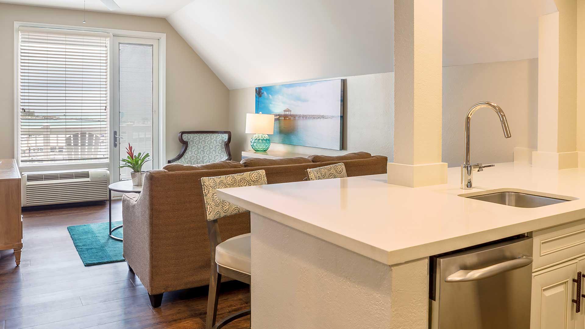 One Bedroom Suites in Key West at Margaritaville Resort