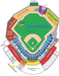 Seating chart also constellation field sugar land skeeters rh sugarlandskeeters