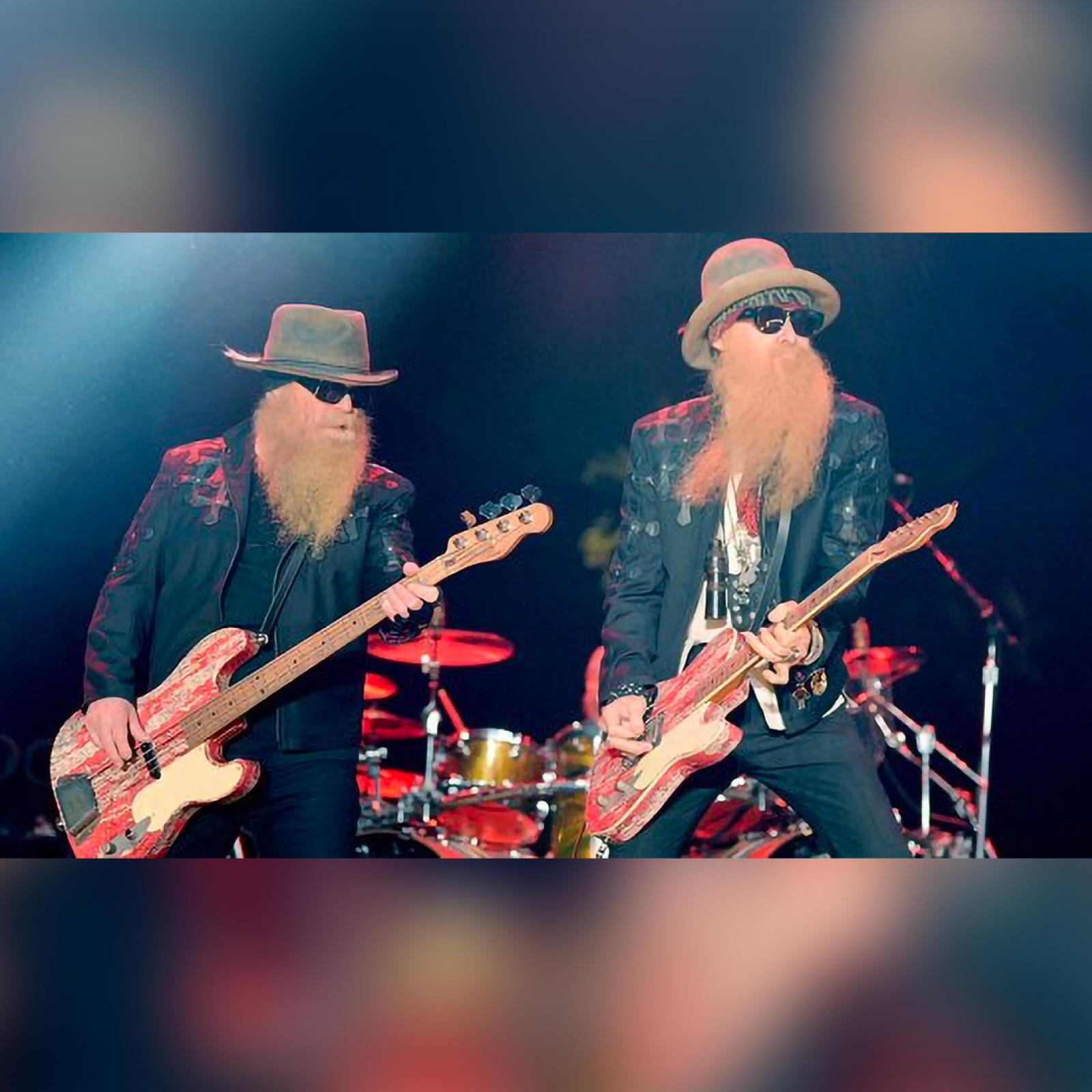 official website zz top