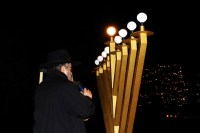 Hanukkah Menorah Lighting Celebrated In Ocean Township ...