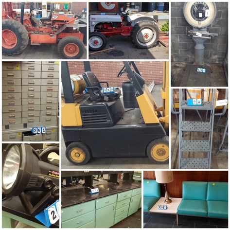 Industrial Equipment Auction - Online Only