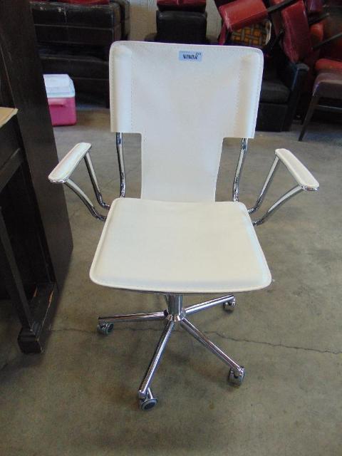dorado office chair fatboy bean bag chairs cunningham associates inc 15276 white new