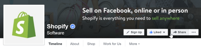 Shopify Facebook Marketing