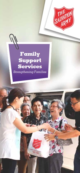 The Salvation Army Singapore  Corporate Brochures
