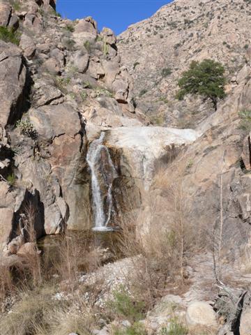 Romero Canyon Falls