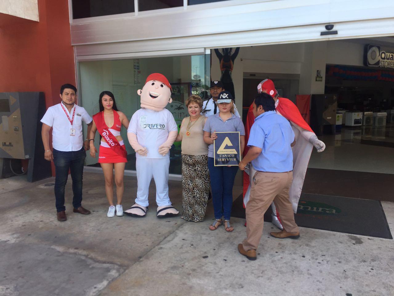 Canaco realiza caravana - Campeche HOY