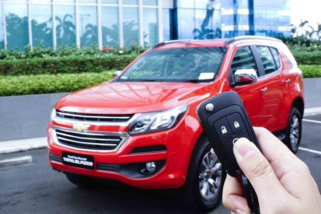 Features - Chevrolet Trailblazer (2)