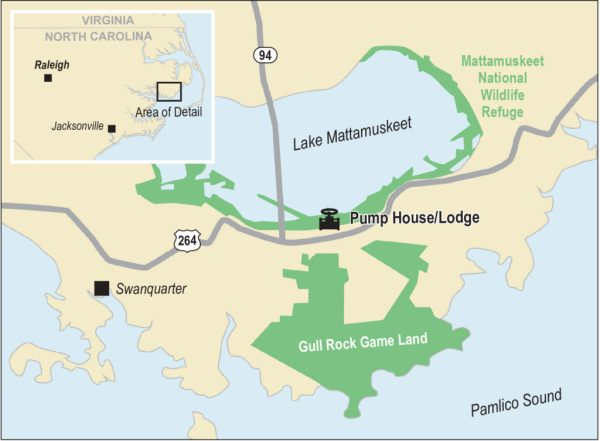 State may turn Mattamuskeet Lodge over to private party