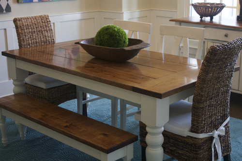 banana leaf dining room chairs wicker tub nz chair natural finish james furniture with a baluster turned leg table and elizabeth