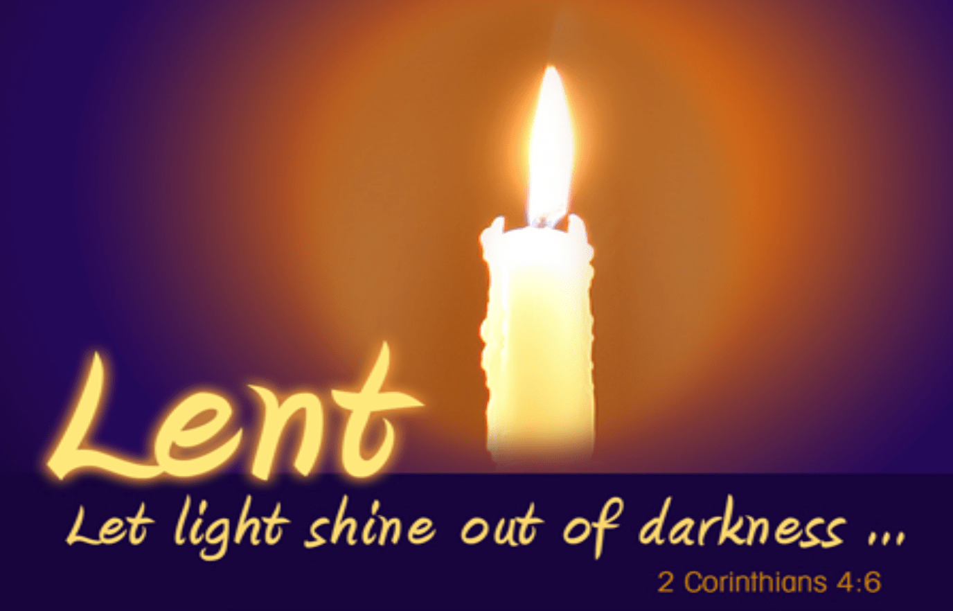 Writing Prompt Lent
