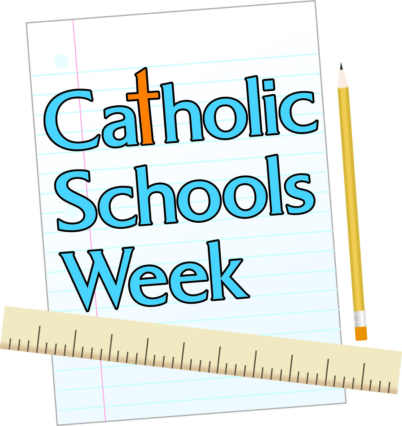 Displays Catholic Schools Week