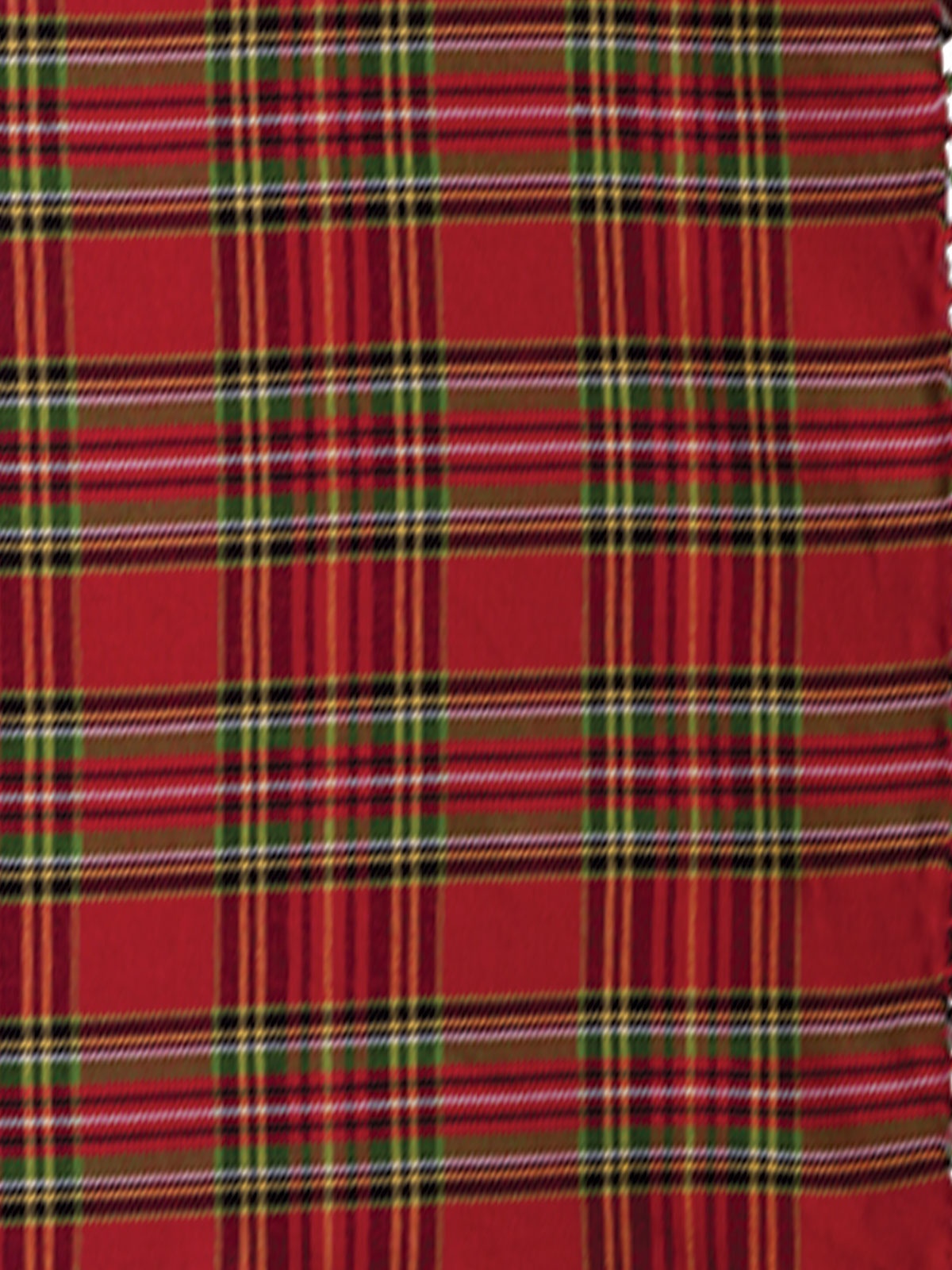 Tartan Plaid Tablecloth  Your Home Christmas Forever