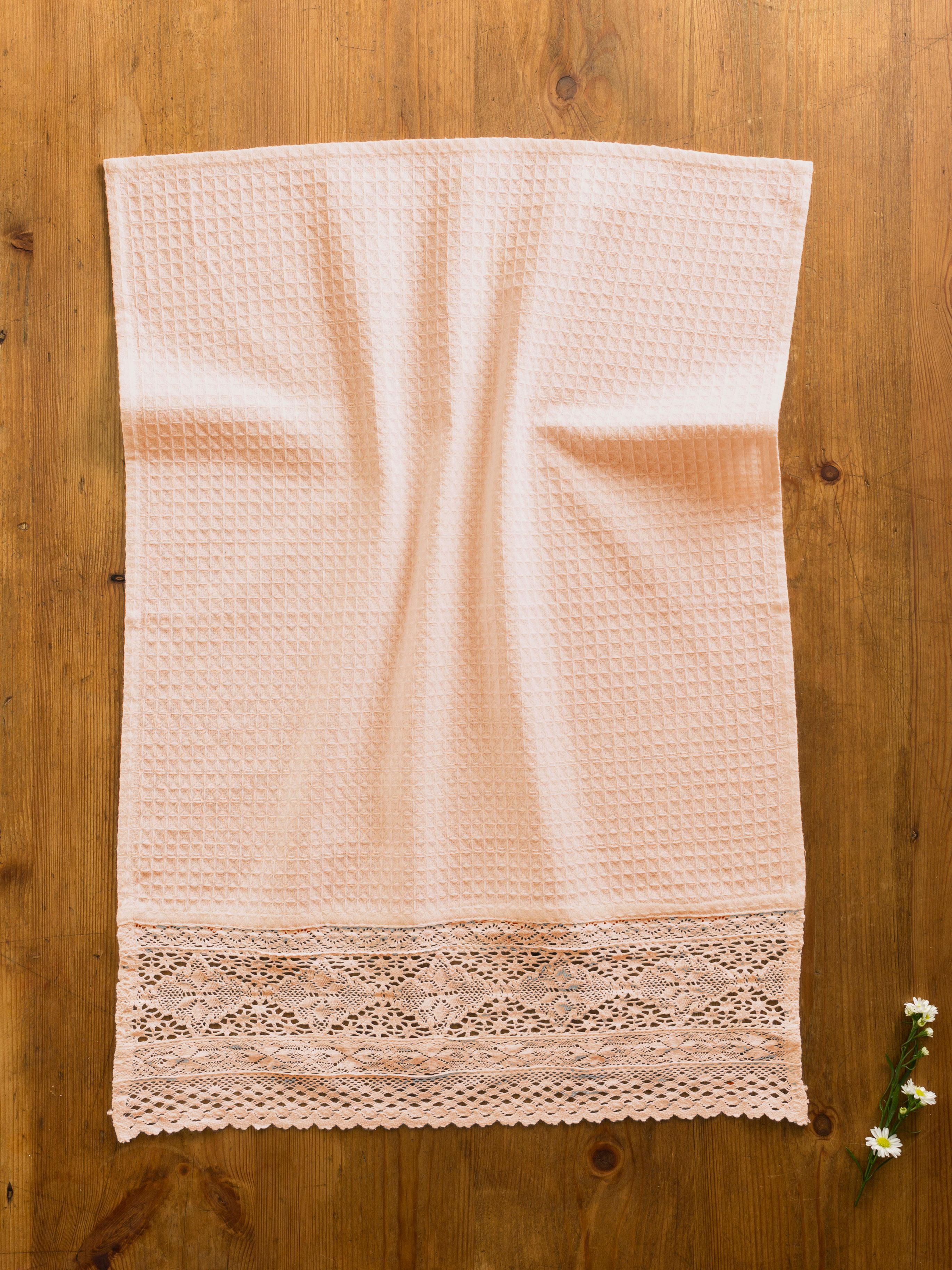 cheap kitchen towels bell romantic crochet tea towel april 39s attic sale linens