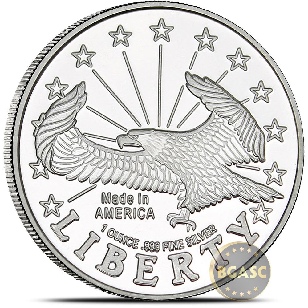 Buy Monster Box of 1 oz SilverTowne Eagle Design Silver