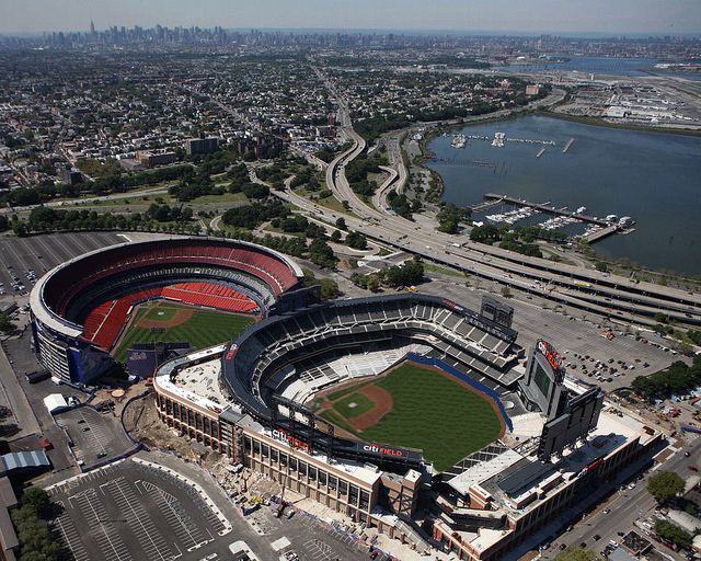 New York Mets Wallpaper Hd Must See Aerial Views Of Every Major League Ballpark