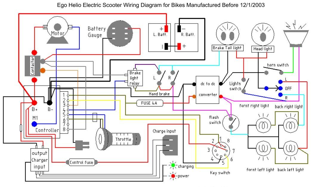 taotao 49cc scooter wiring diagram for stanley garage door opener e go moped block schematic gy6 150cc