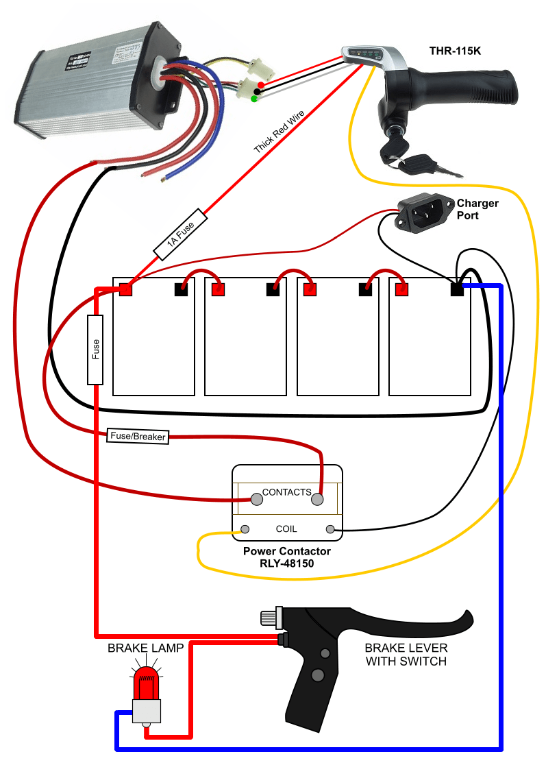 brake light electricscooterparts com support rh support electricscooterparts com cj7 brake wiring diagram brake switch wiring [ 816 x 1116 Pixel ]