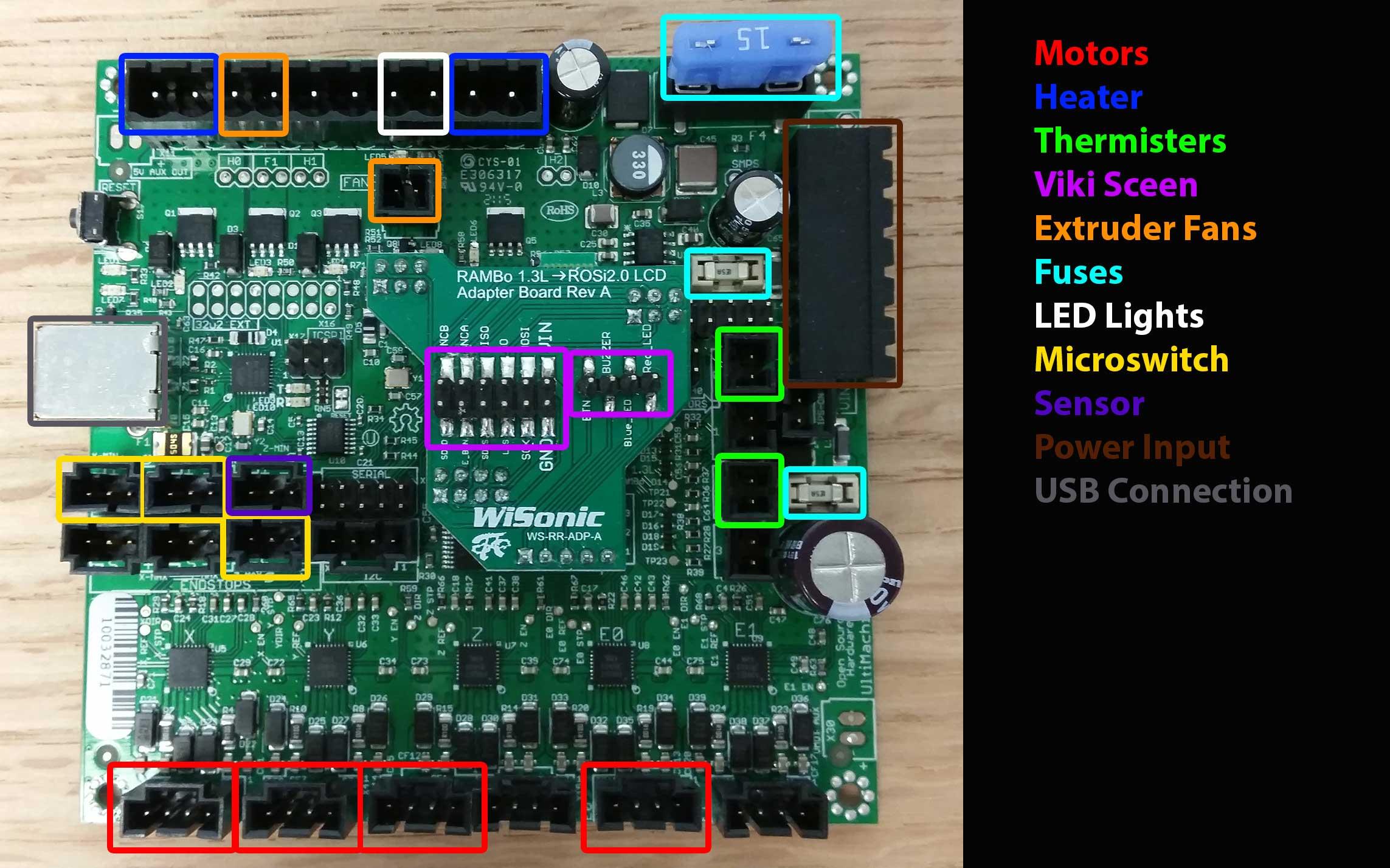 1 rambo circuit board wiring diagram  [ 2286 x 1428 Pixel ]
