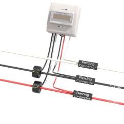 120 240 Motor Wiring Diagram Rv Fresh Water Tank Single Phase 3 Wire 240v Metering Ekm Support Desk