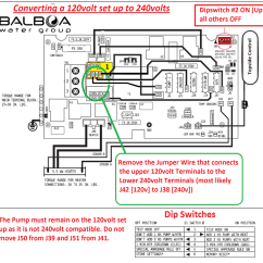 Balboa Spa Pack Wiring Diagram Kohler Engine Harness Electrical Installation Converting A 120v Bp To