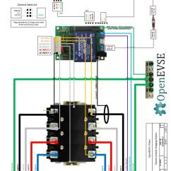 Three Phase Plug Wiring Diagram Starfish Dissection Tutorial On How To Build Kit For 3 Mennekes Support Control Pilot