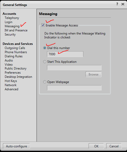 How To Setup Avaya Softphone Within Virtual Desktop : Information Technology Services Support