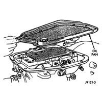 '89-'97 5.9L Dodge Cummins 727 Transmission Filter Kit
