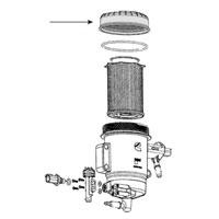 '10-'19 Ram Cummins Mopar Fuel Filter Cap