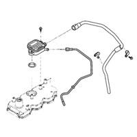 '03-'05, 5.9L Dodge Diesel OEM Crankcase Breather Oil